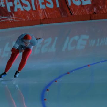 enkel pijn schaatsen